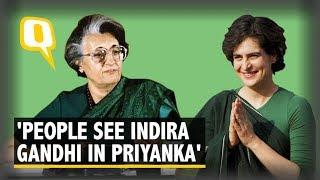 Priyanka Gandhi Enters Politics; Congress Leaders, Workers Rejoice | The Quint