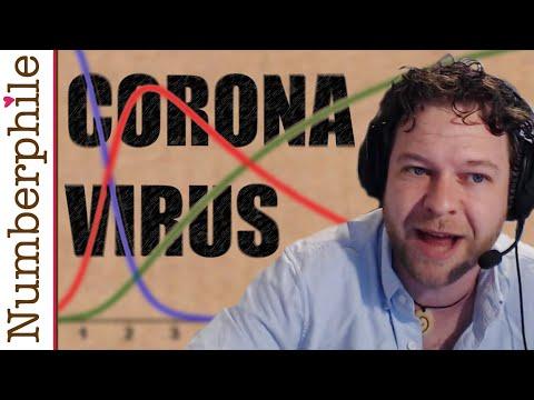 The Coronavirus Curve - Numberphile