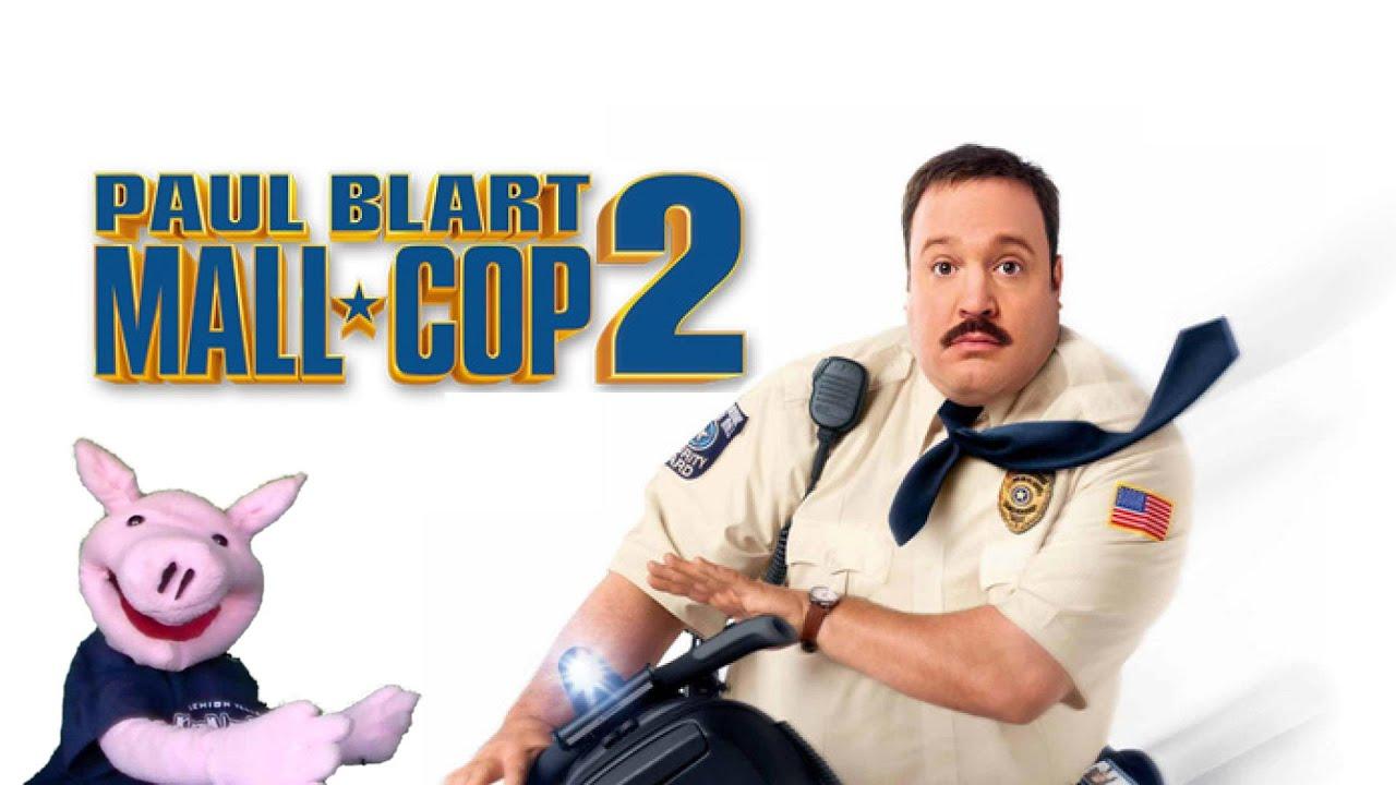 PAUL BLART: MALL COP 2 - Trailer Review (Sam Pog) - YouTube
