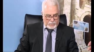 مشاجرة عنيفة على تلفزيون سفن ستارز بين شاكر الجوهري ومحمد الجيوسي
