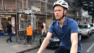Berlin: So gefährlich leben Radfahrer