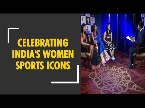 Wion brings together 3 leading female sportsperson- Anju Bobby George, Saina Nehwal, Anjali Bhagwat