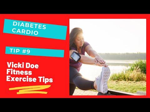 Diabetes Cardio Exercises