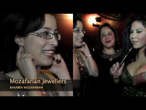 Art in Fusion TV - Interviewing Mozafarian Jewellers during the LFW2014