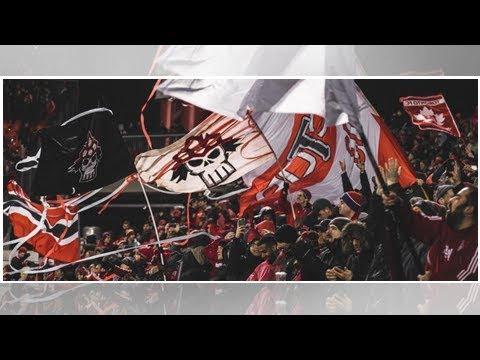 Toronto FC Host Chivas Guadalajara in First Leg of Concacaf Champions Leage Final