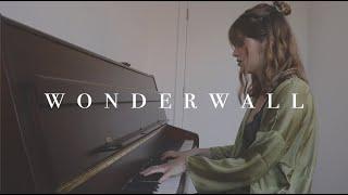 wonderwall (piano cover)