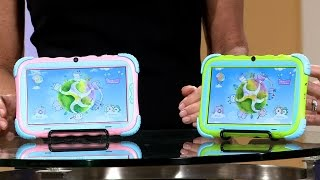 Learn About An Affordable Tablet Made For Children - The Balancing Act