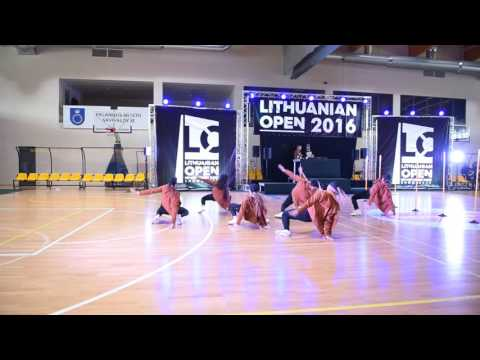 ??? | Adults Small Group | Lithuania Open 2016