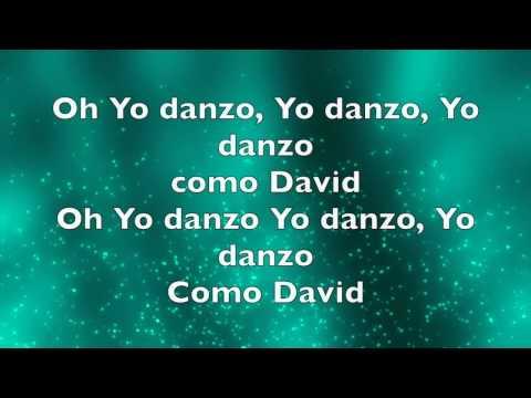 David Danced - Salvador (Lyric Video)