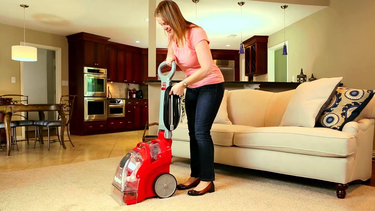 Rug Doctor Deep Carpet Cleaner Quick Start Guide Youtube