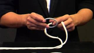 The Ring and Rope Trick