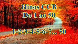 Os primeiros 50 hinos da Congregação Cristã CCB - Hinos do hinário ...