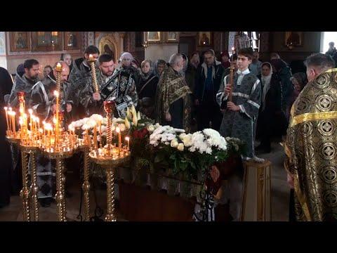 Вынос Плащаницы и Плач Пресвятой Богородицы (17.04.20)