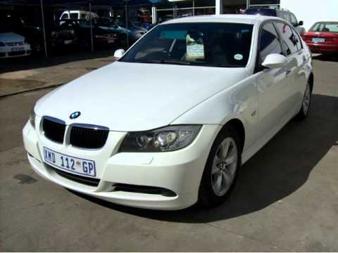 2007 bmw 3 series 320i e90 auto for sale on auto trader south africa youtube. Black Bedroom Furniture Sets. Home Design Ideas