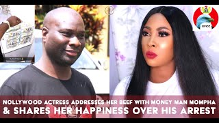 MOMPAH'S EFCC ARREST & WHY THIS ACTRESS IS SO HAPPY ABOUT THE NEWS
