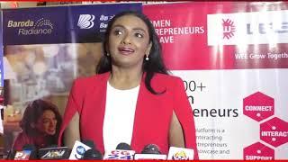 Quick Byte Of - Shanti Priya - at Women Enterpreneurs Enclave - Award Show 2019