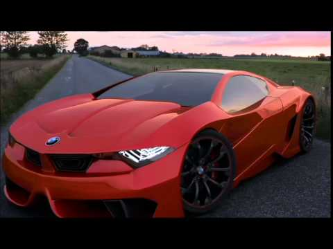 the new bmw m9 gt concept prototype youtube