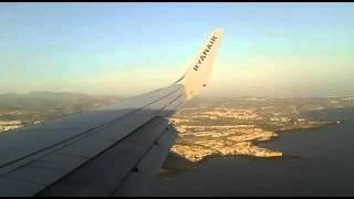 """Rynair landing LPA/GC por la Costa de Telde   """"Spotter"""""""