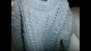 comment tricoter un pull