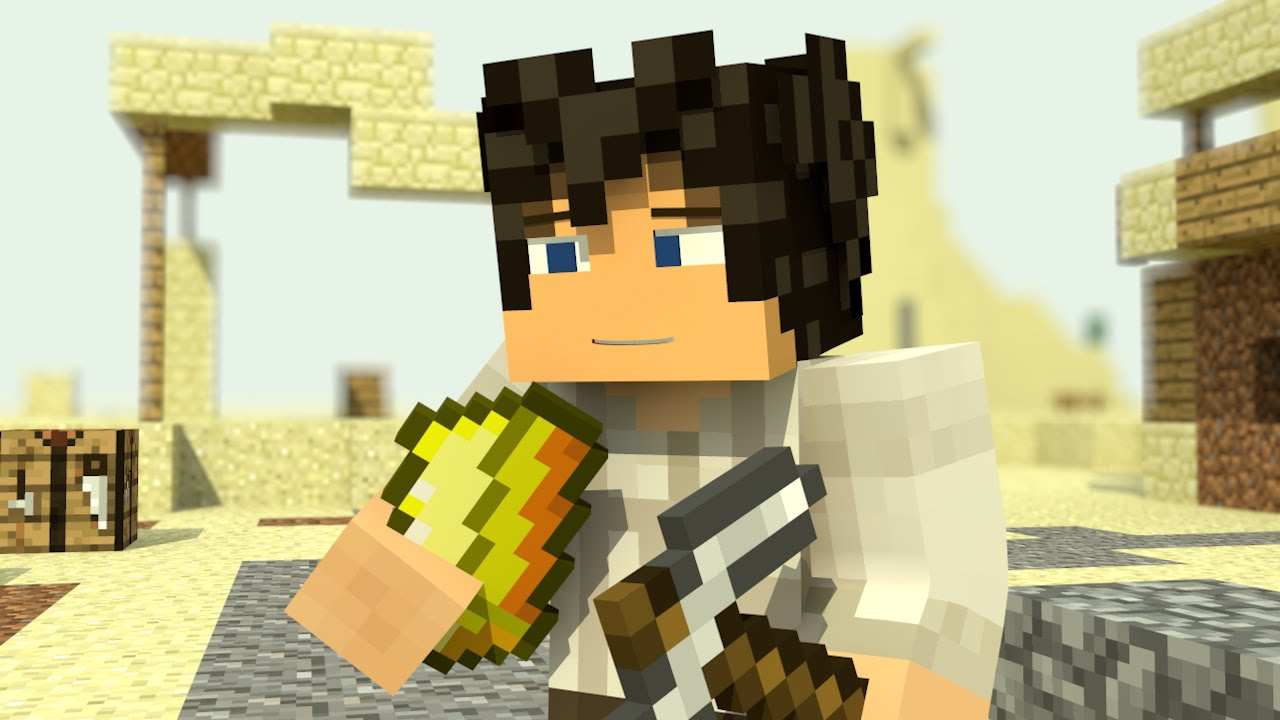 Gold Top Minecraft Parody Of 7 Years By Lukas Graham