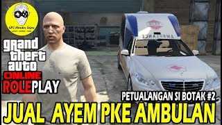 Gambar cover ANTER AYEM PKE AMBULAN - BOTAK PETUALANG (BOLANG) PART 2