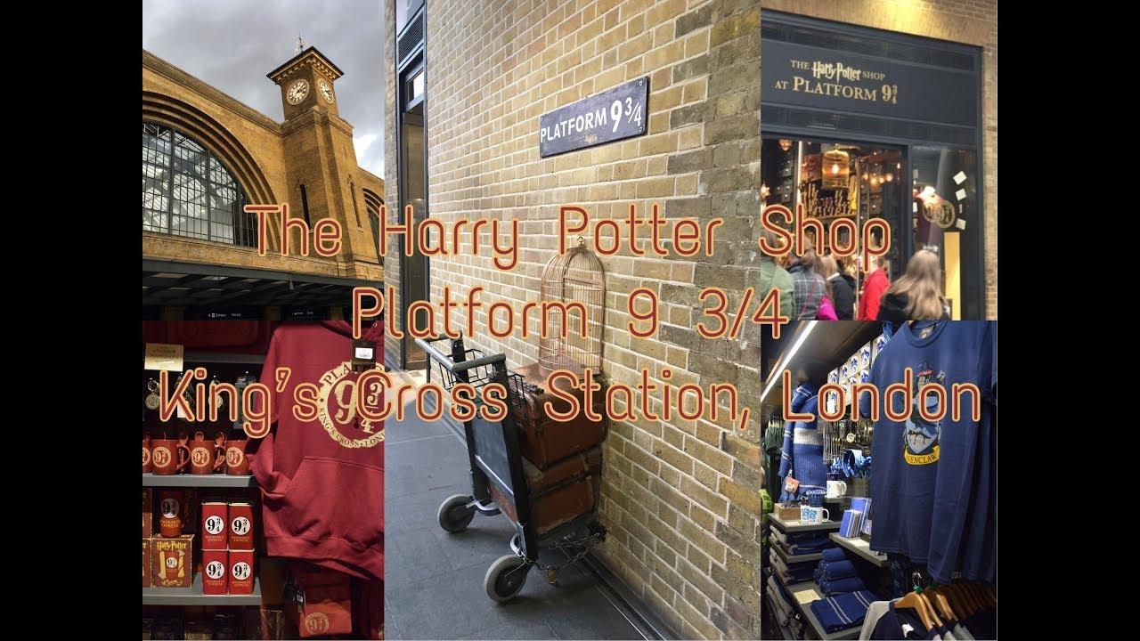 Harry Potter DIY handgefertigt Geschenk 4 Kings Cross Station Plattform 93/° Kreuzstich-Lesezeichen-SetHogwarts Express