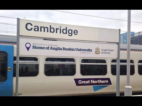 Full Journey on Great Northern (Class 365) from London King's Cross to Cambridge only
