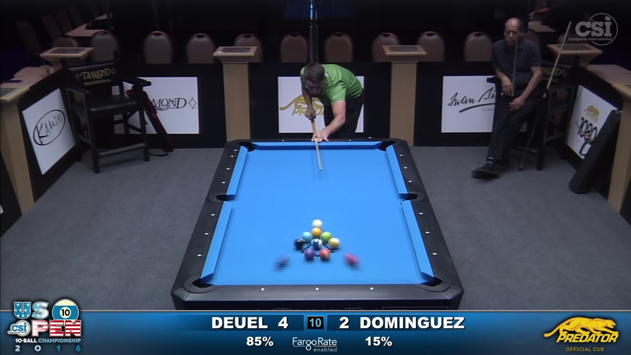 10-Ball Break Strategy and Advice - Billiards and Pool