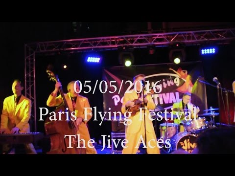 20160505  the Jive Aces au Paris Flying Festival 2016