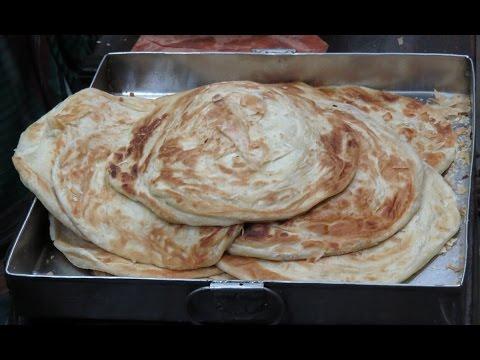 Special Kerala Paratha at Vojon Bilash | Greenroad, Dhaka Bangladesh | Bangladeshi Food