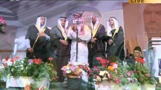 Islam Ahmadiyya Arabic Qaseedah at Jalsa Salana UK 2011 Concluding Session