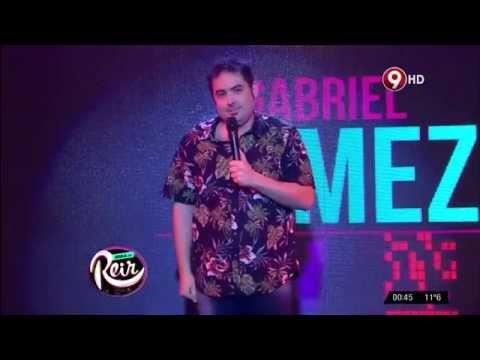 Gabriel Gomez - Stand up en Hora de Reir