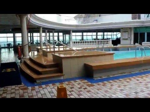 Voyager of the Seas Walk through Decks 13 - 5