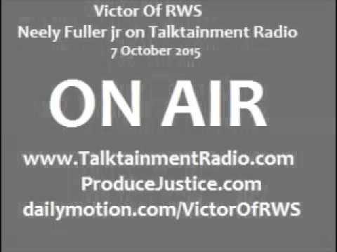 [1h]Neely Fuller- Homosexual Agenda, Black Meetings & Justice Or Else March   7 Oct 2015