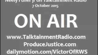 [1h]Neely Fuller- Homosexual Agenda, Black Meetings & Justice Or Else March | 7 Oct 2015