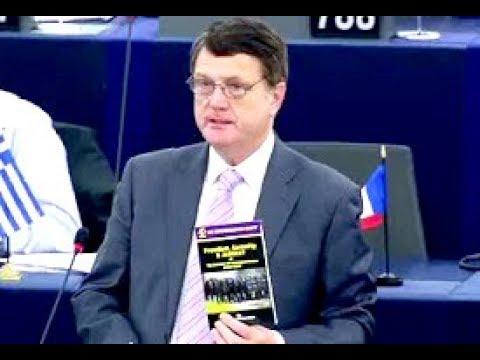 Building a criminal justice system for an EU Police State - Gerard Batten MEP