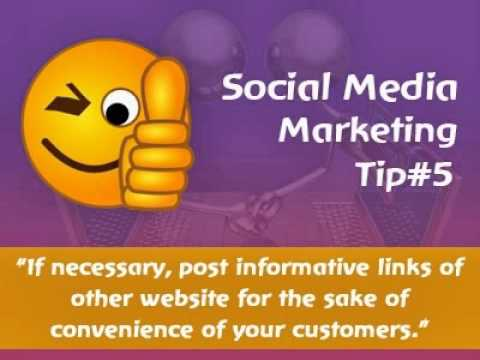 Social Media Marketing Tips - Innomax Media LLP, Singapore