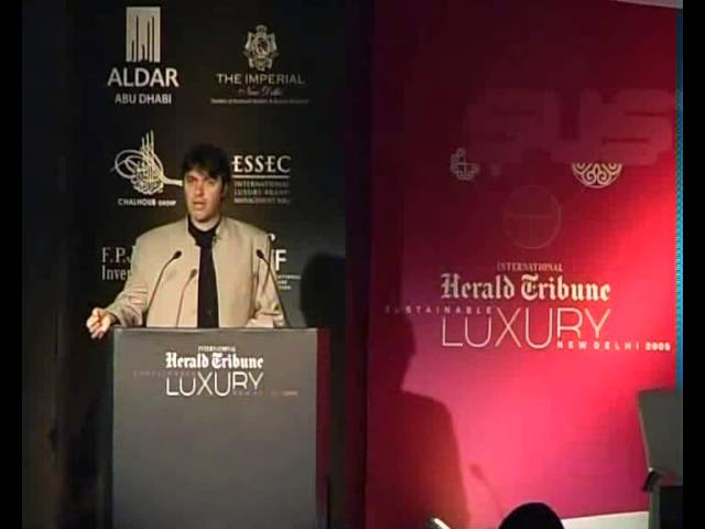 Jem Bendell | Speaker at Speakers Academy® | Luxury Presentation