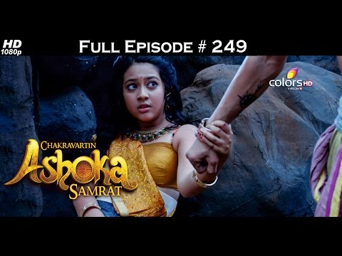 Chakravartin Ashoka Samrat - 8th January 2016 - चक्रवतीन अशोक सम्राट - Full Episode(HD)
