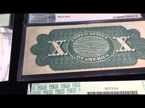 Civil War Era Union Currency