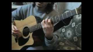 Уроки игры на гитаре. #1 Золотухин Валентин