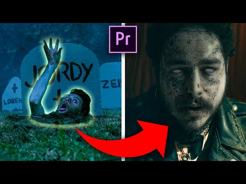 CRAWL OUT THE GROUND in Premiere Pro (Post Malone) thumbnail