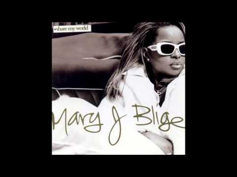 mary j. blige - can't get you off my mind
