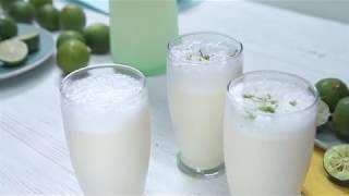 Resipi Brazilian Lemonade MARIGOLD...