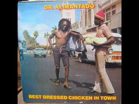 Dr Alimantado & The Rebels - Born For A Purpose