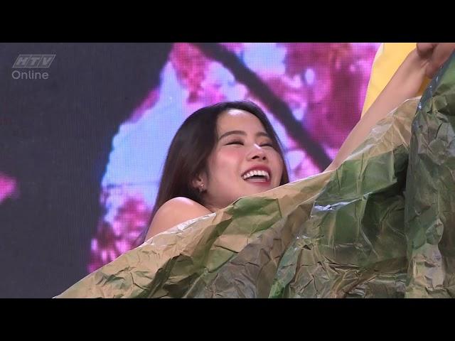 Trường Giang chia tay Nam Em trong nước mắt | HTV 7 NỤ CƯỜI XUÂN | 7NCX