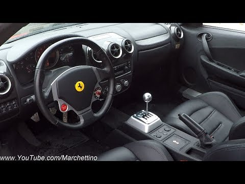 6-Speed MANUAL Ferrari F430 Driven: Perfection Does Exist! (REVIEW) - Sub ENG