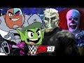 TEEN TITANS GO vs PENNYWISE and JASON X | WWE 2K19 Wrestlemania Tag Team Tournament