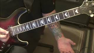 BoDeans - Fadeaway - CVT Guitar Lesson by Mike Gross