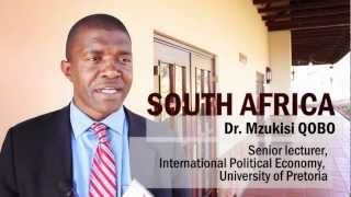 BRICS Voices: Interview with Mzukisi Qobo on South Africa and the BRICS